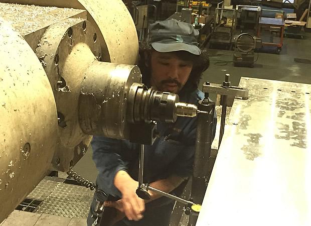 アルミ加工の実績と豊富な経験